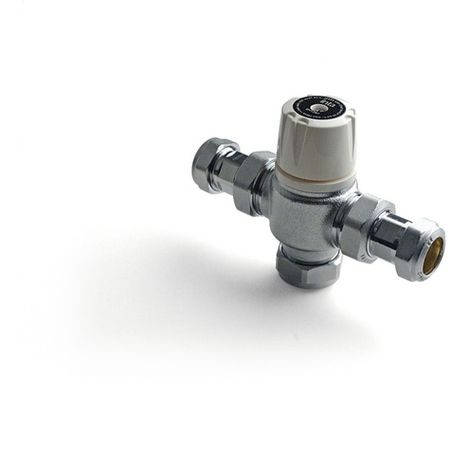Inta Intamix under bath mixing thermostatic valve 60007CP