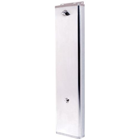 Inta shower panel stainless steel SP9202CP