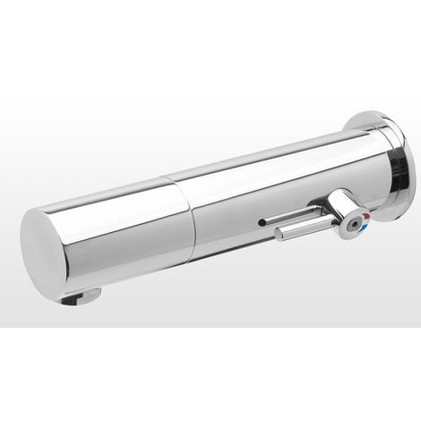 Inta Tubular infrared mixer wall-mounted tap IR272CP