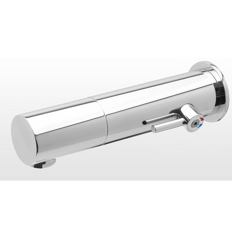 Inta Tubular infrared mixer wall-mounted tap IR274CP
