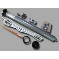 integra kit moteur tubulaire rideau métallique lex-30-230v 30Nm 27b223 34b018