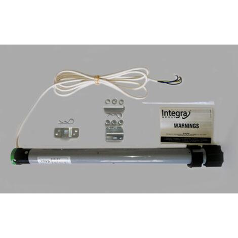 integra kit tubular motor roller shutters 30Nm mec30 lex-30-230v 34b018