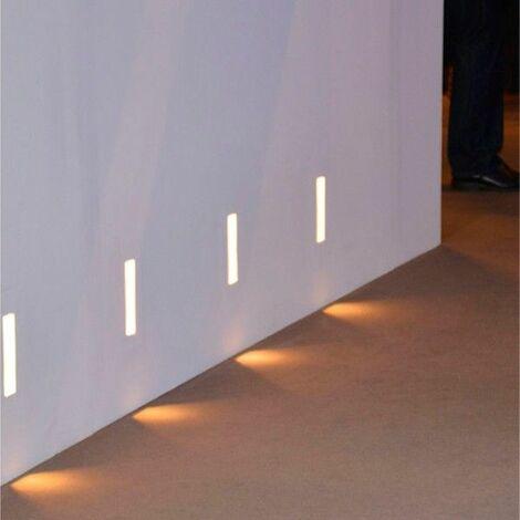 Integración Pared LED Ube 1W