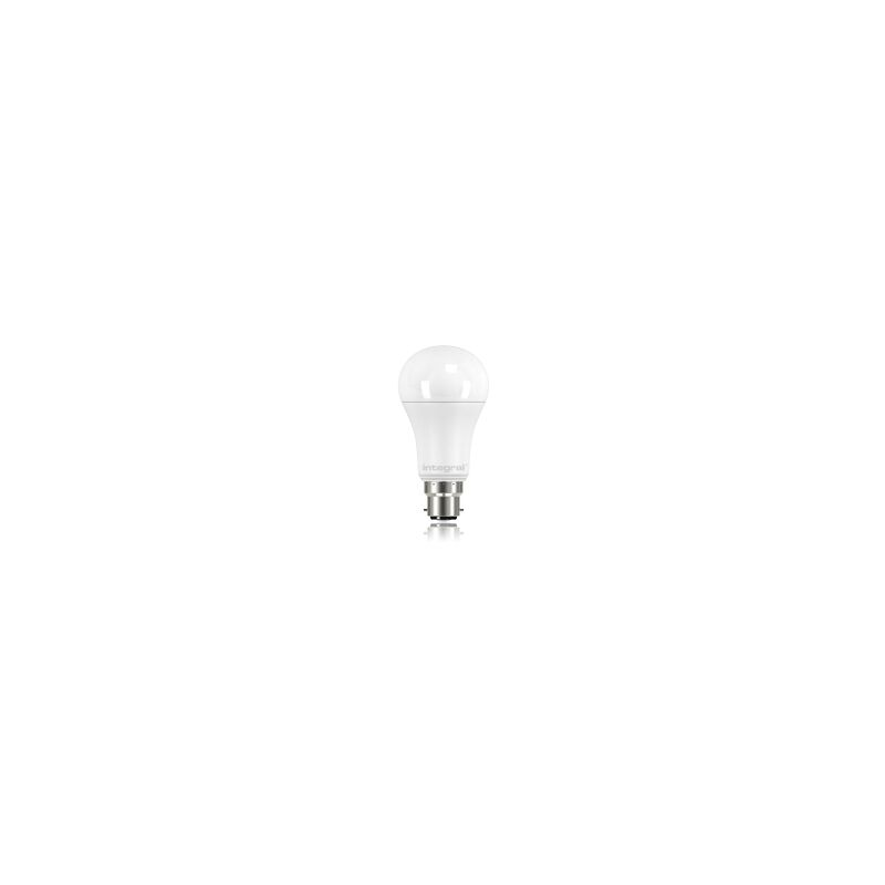Image of Integral 13.5w B22 GLS Warm White LED Bulb - 16-64-64