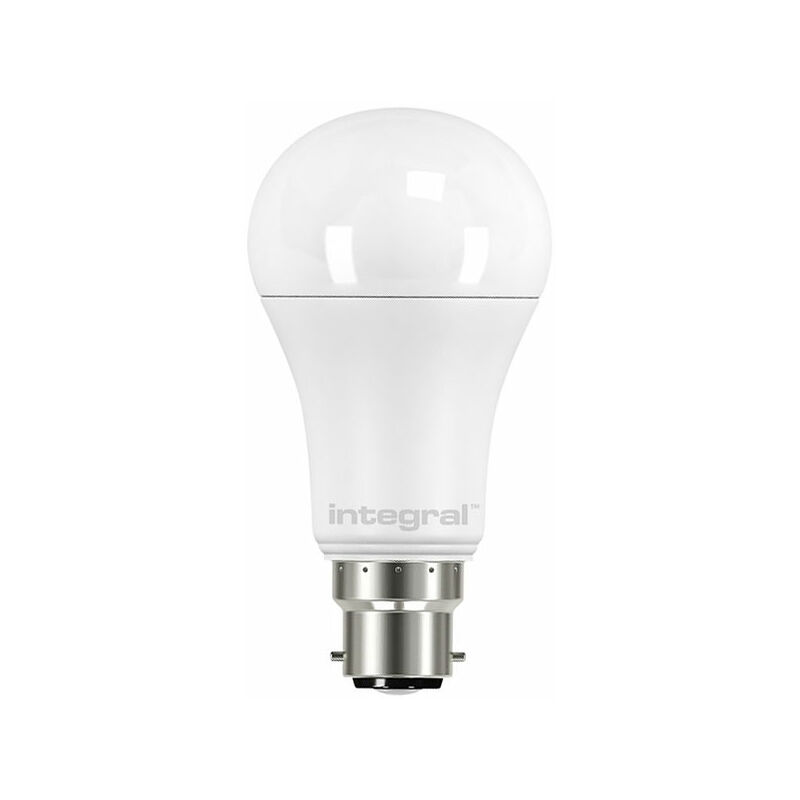 Image of Integral 15W B22 Warm White LED GLS - 16-64-64