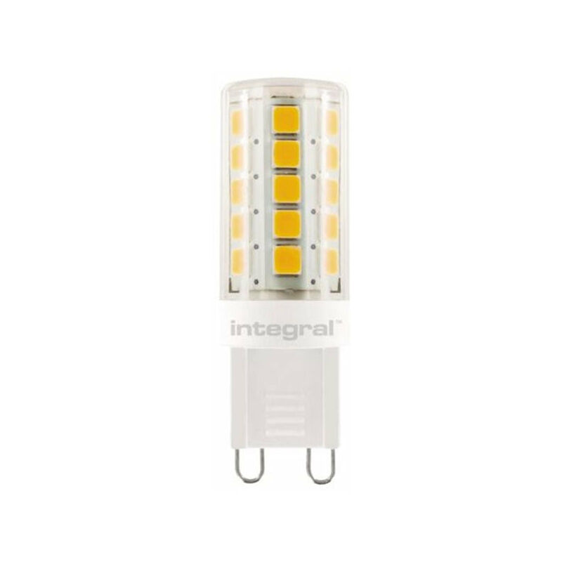 Image of Integralled - Integral 3W Dimmable LED G9 - 2700K