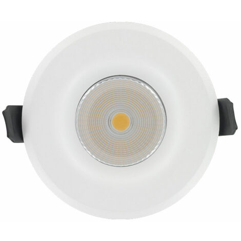 Integral 9W Dimmable Integrated Downlight IP65 Warm White - ILDLFR70A007