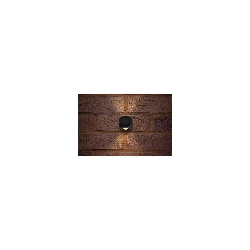 Image of Integral Crosscube - Outdoor LED Wall Light 2-Way IP54 230LM 6W 3000K