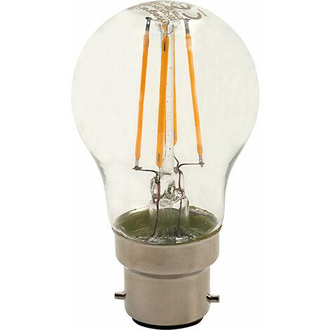 Integral LED B22 Mini Globe Filament LED Bulb 4W (36W) Warm White 2700K 420lm ND