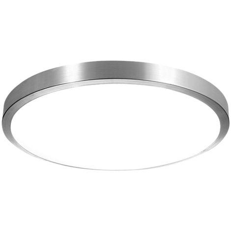 Inteligente WIFI luz de techo de 48W regulable LED Nube de Inteligencia aplicacion de control remoto Funcion de Distribucion Sin Escala ajustada de iluminacion 390mm