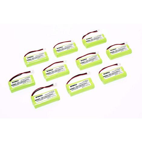 Saugroboter Pile Batterie 14.4 v 800 MAH POUR PHILIPS Easystar nr49aa800p