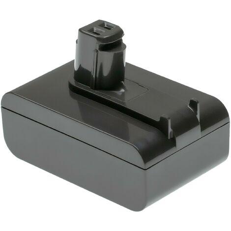 INTENSILO batterie compatible avec Dyson DC44 Animal aspirateur Home Cleaner (5000mAh, 22.2V, Li-Ion)