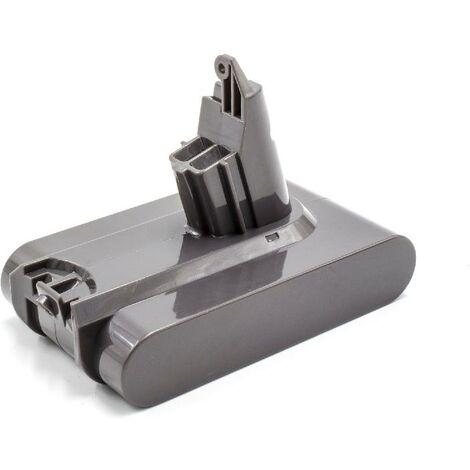 INTENSILO batterie compatible avec Dyson V6 Toral Clean, V6 Up Top robot électroménager (2500mAh, 21,6V, Li-ion)
