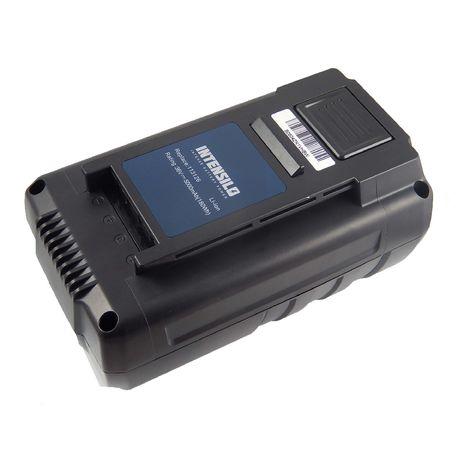 INTENSILO Battery compatible with AL-KO ST 4048 Lawnmower Robotic Lawnmower (5000mAh, 36V, Li-Ion)