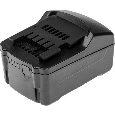 INTENSILO Battery compatible with Metabo BHA 36 LTX Compact, BHA36, BHA36LTX, KHA 36 LTX Electric Power Tools (3000mAh 36V Li-Ion)