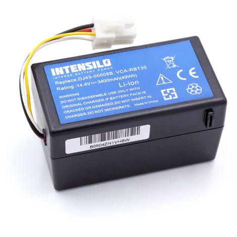 14.4V SR8750 Light INTENSILO Li-Ion Batteria 6000mAh SR8825 SR8830 SR8840 sostituisce VCA-RBT20. SR8828 SR8824 per Samsung Navibot SR8730