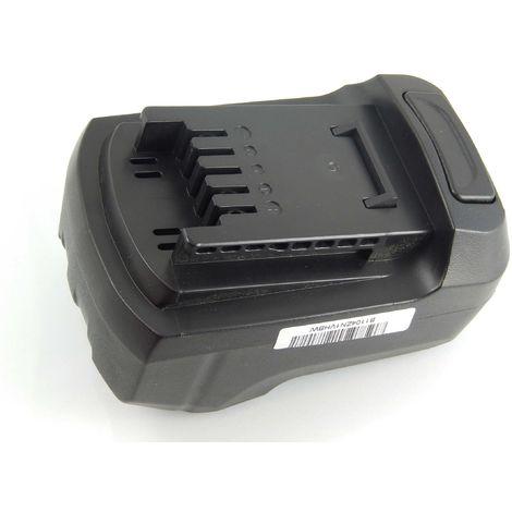 INTENSILO Li-Ion battery 2500mAh (18V) suitable for electronic tool Einhell RH-CD18-1 Li replaces 4511313, 45.113.13