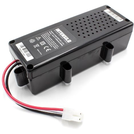 INTENSILO Li-Ion battery 5000mAh (32.4V) for lawn mowers robots replaces Bosch F016104299
