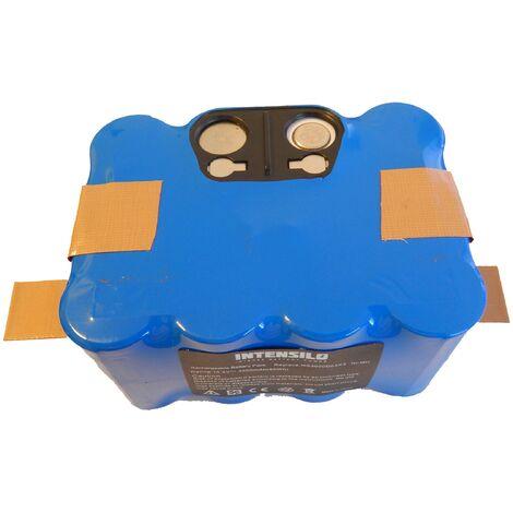 INTENSILO NiMH Batterie 4500mAh pour aspirateur robot Home Cleaner Klarstein Cleantouch, aspirateur robot Remplace: NS3000D03X3, YX-Ni-MH-022144.