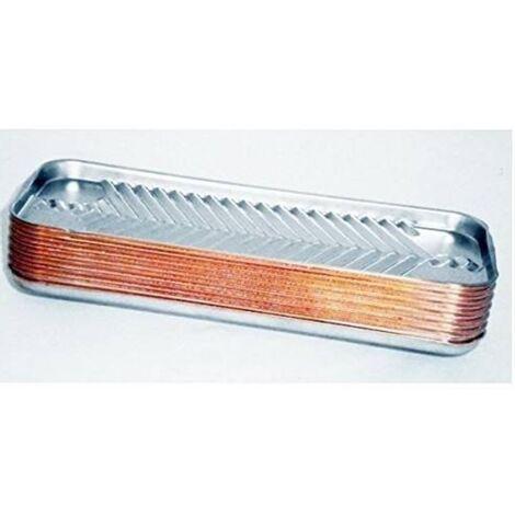Intercambiador 14 Placas Novanox/Platinum Compact 28/28F Baxiroca 125568668