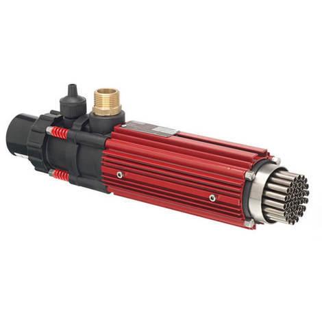 Intercambiador de calor digital G2 49kW de titanio - Cod. G2-HE-49T