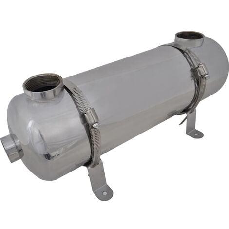 Intercambiador de calor para piscina