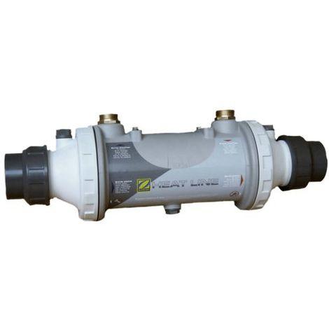 Intercambiador de Calor Zodiac Heat Line 40 Básico - Cod: W49NT40