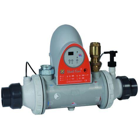 Intercambiador de Calor Zodiac Heat Line 40 Sin Bomba - Cod: W49KT40W
