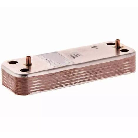 Intercambiador placas caldera Baxi SX5686670