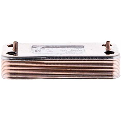 Intercambiador placas caldera Standard BI1001101