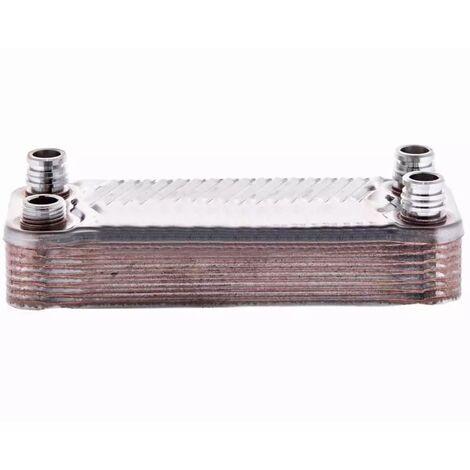 Intercambiador placas caldera Vaillant VMW 240-3 65088