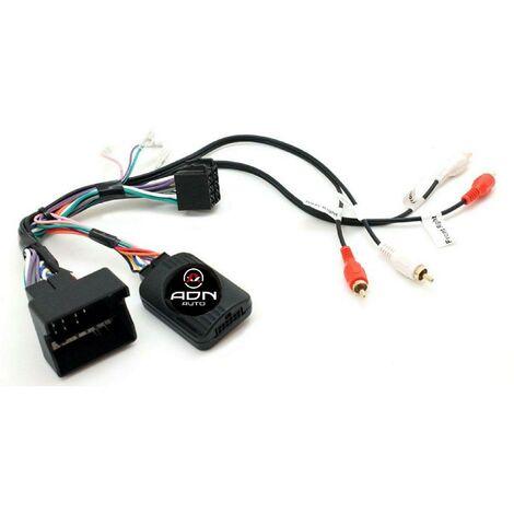 Interface Commande au volant AD002 pour Audi Avec Ampli Generique