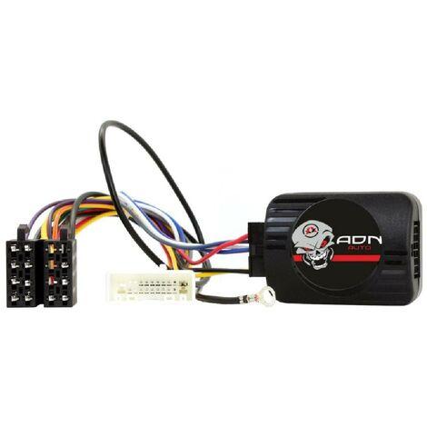 Interface Commande au volant NS001 compatible avec Nissan - Centrale seule Generique