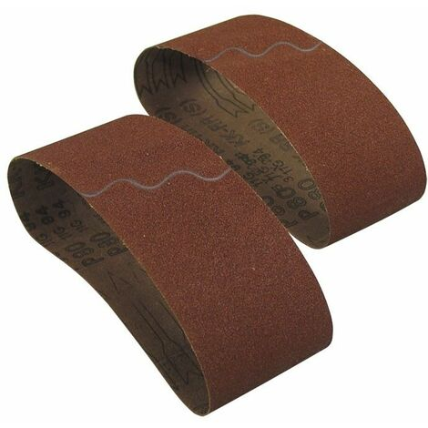 Interflex - Banda lijadora portátil óxido de aluminio - grano semi-friable