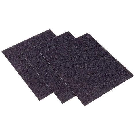 Interflex - Hoja papel lija al agua carburo de silicio