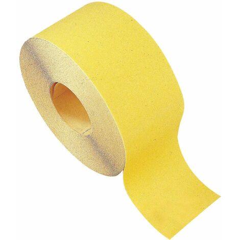Interflex - Rollo papel lija pintor óxido de aluminio
