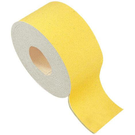 Interflex - Rollo papel lija pintor óxido de aluminio, base esponja