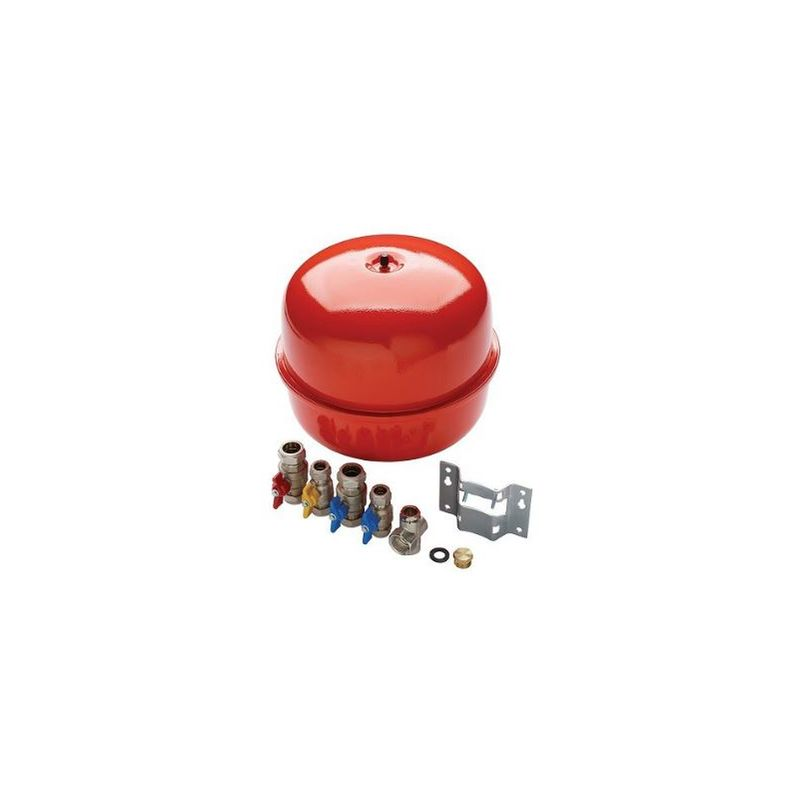 Image of Fitting Kit B (8 Litre Robokit with Isolation Valves) 090100 - Intergas