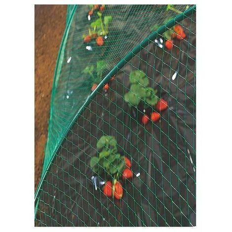 INTERMAS GARDENING - Filet protection oiseaux - 2x5 m