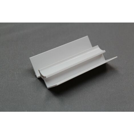 Internal Corner Fixing Ceiling Trim White 2400mm X 10mm
