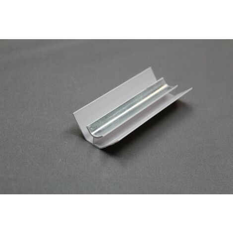 Internal Corner Fixing CeilingTrim Chrome 2700mm X 5mm