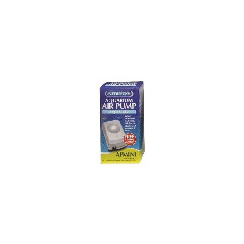 Image of Interpet Aqua Air Ap Mini Airpump x 1 (54520)
