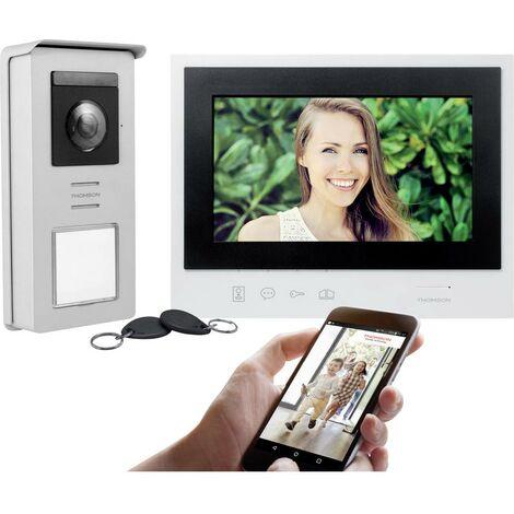 Interphone vidéo Avidsen SMART CONNECT 512269 filaire Set complet 1 pc(s)