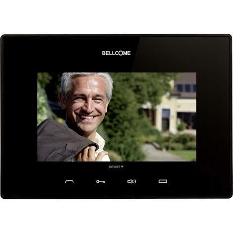 Interphone vidéo Bellcome VTM.7S402.BLB04 filaire Station intérieure 1 foyer noir 1 pc(s) X766751