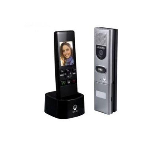 Interphone vidéo couleur sans fil CL-3684 - SENTINEL