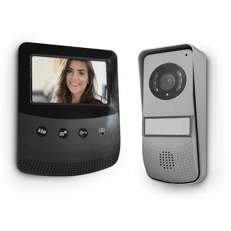 Interphone Vidéo Design ultra plat
