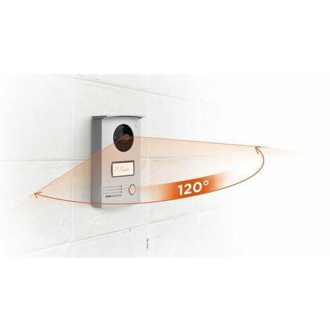 Interphone vidéo filaire Ecran tactile 7`` - VisioDoor 7+