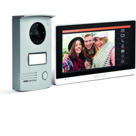Interphone vidéo filaire Ecran tactile 7 - VisioDoor 7+