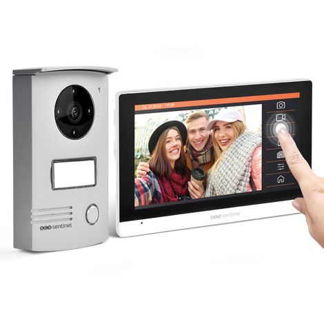 "main image of ""Interphone vidéo filaire, VisioDoor 7+, VisioDoor 7+"""