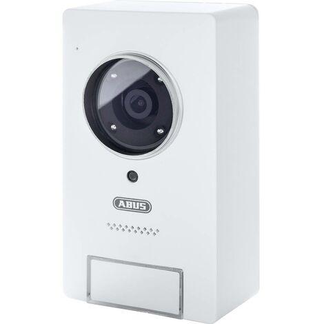 Interphone vidéo IP ABUS PPIC35520 Ethernet, Wi-Fi Station extérieure 1 foyer blanc 1 pc(s)